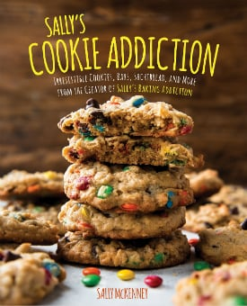 Buy the Sally's Cookie Addiction cookbook