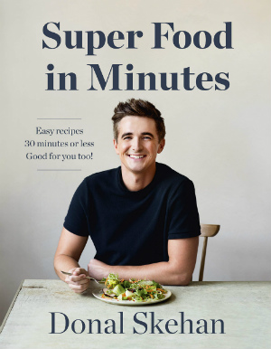Buy the Super Food in Minutes cookbook