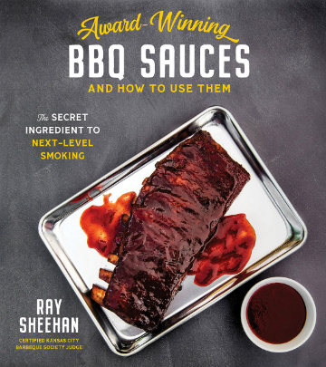Buy the Award-Winning BBQ Sauces and How to Use Them cookbook