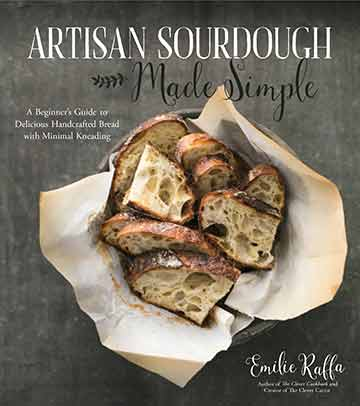 Buy the Artisan Sourdough Made Simple cookbook