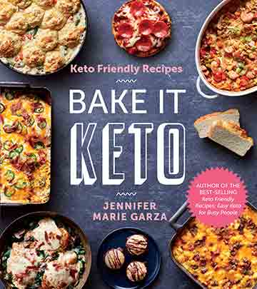 Buy the Bake It Keto cookbook