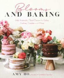Blooms and Baking Cookbook