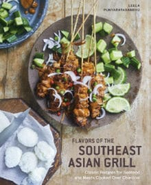 Flavors of the Southeast Asian Grill Cookbook