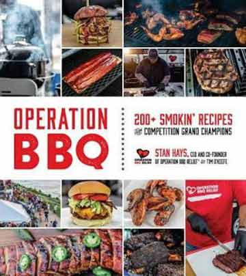 Buy the Operation BBQ cookbook