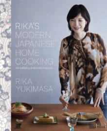 Rika's Modern Japanese Home Cooking Cookbook