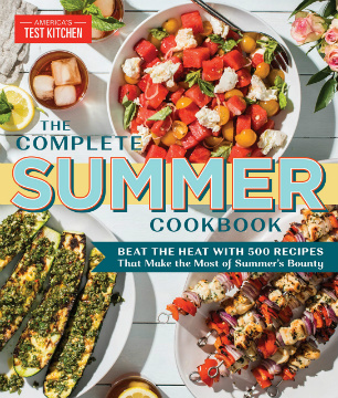 Buy the The Complete Summer Cookbook cookbook