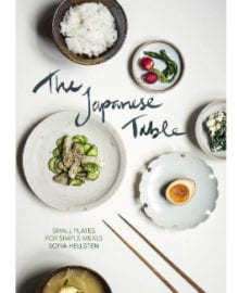 The Japanese Table Cookbook