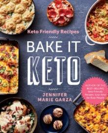 Bake It Keto Cookbook