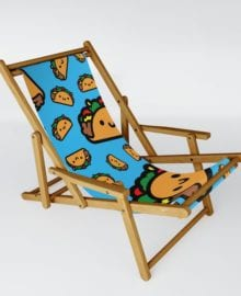Society6 Sling Chair