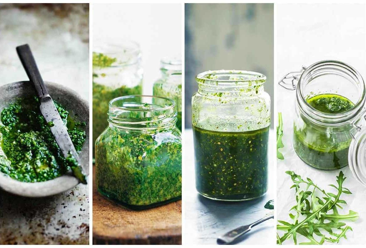 7 Pesto Recipes