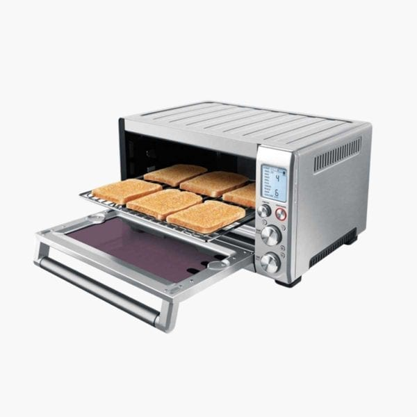Breville Smart Oven Pro with toast