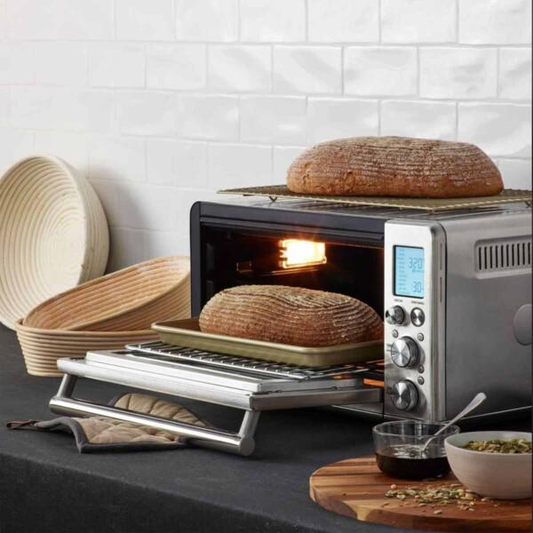 Breville Smart Oven Pro baking bread