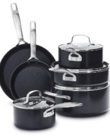 searsmart 10-piece cookware