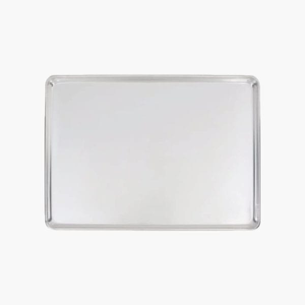 The sheet pan from The French Pantry 3 Piece Baking Gift Set.