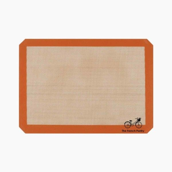 The silicone mat from The French Pantry 3 Piece Baking Gift Set.