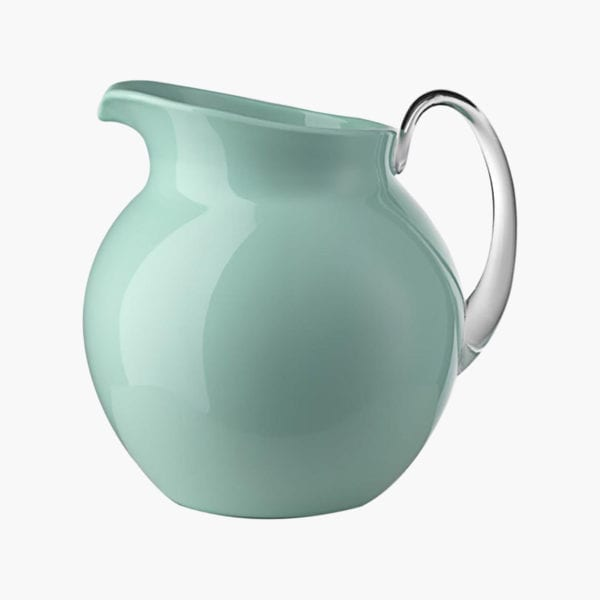 Mint green Acrylic Palla Pitcher