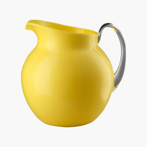Yellow Acrylic Palla Pitcher