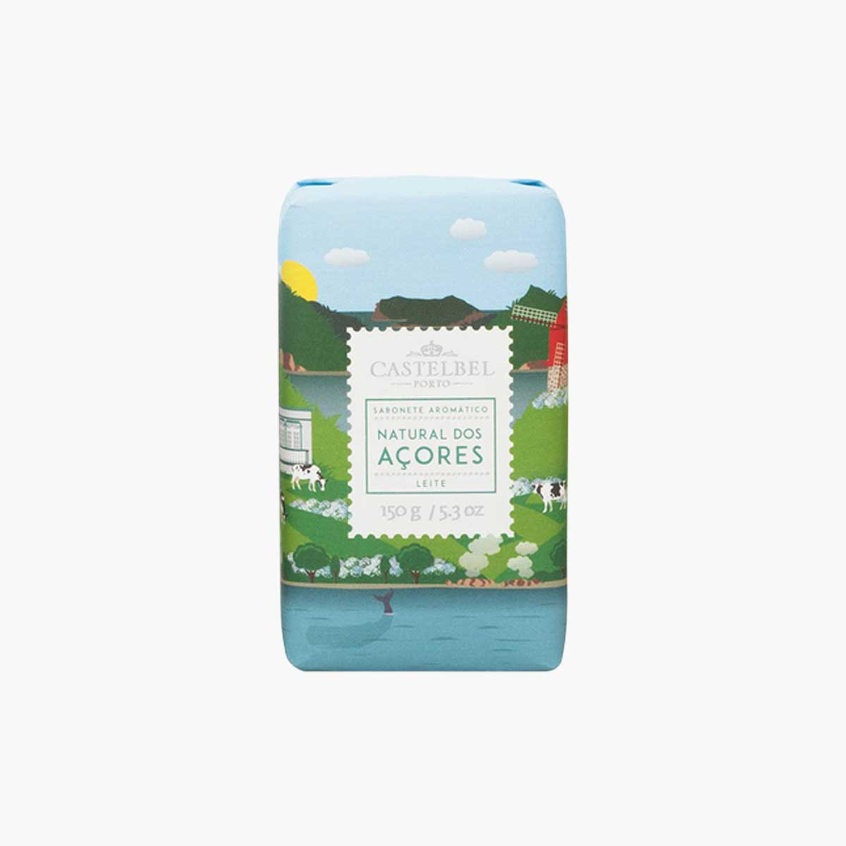 Castelbel Special Edition Natural dos Açores Soap