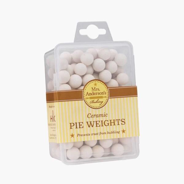 Ceramic Pie Crust Weights in package
