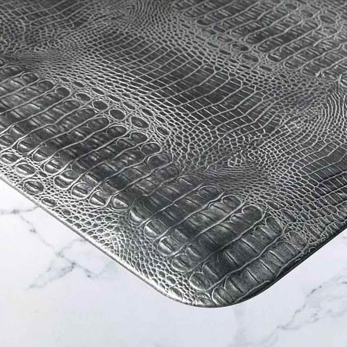 Croc Premium Anti-Fatigue Floor Mat Detail