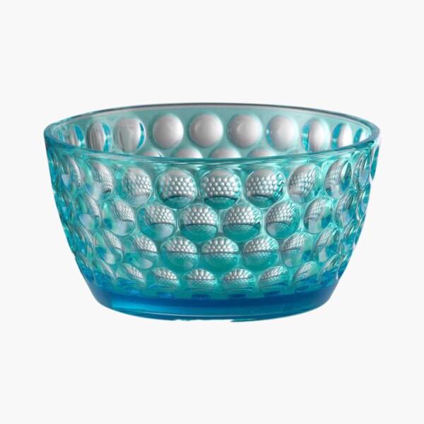 Aqua Lente Salad Bowl