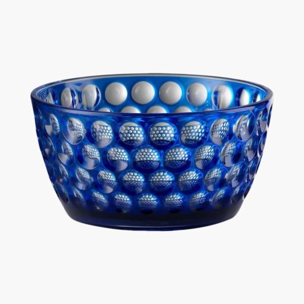 Blue Lente Salad Bowl