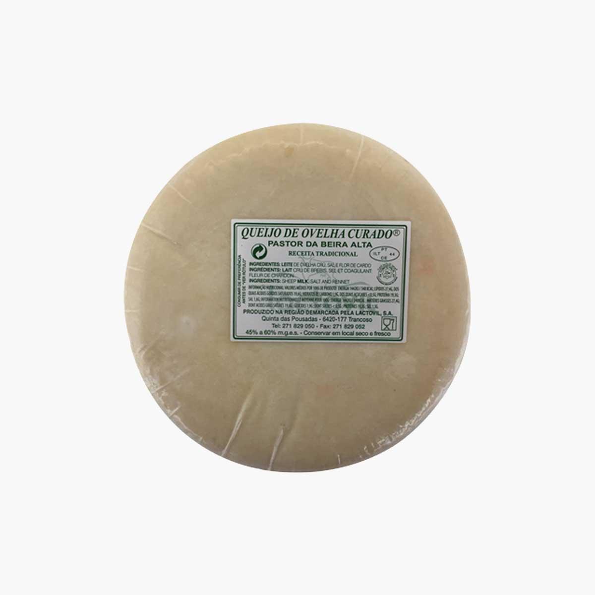 Pastor da Beira Alta Cured Sheep Cheese