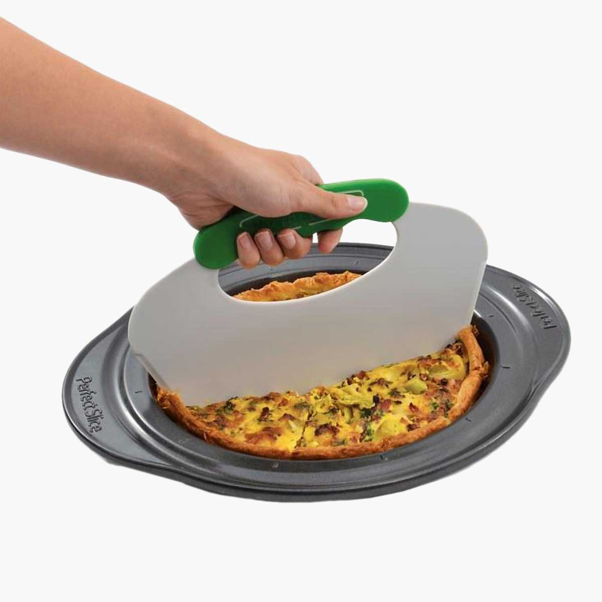 Perfect Slice Pie Pan and Cutter