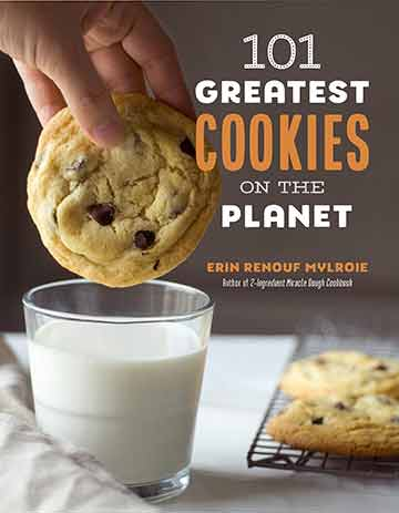 Buy the 101 Greatest Cookies on the Planet cookbook