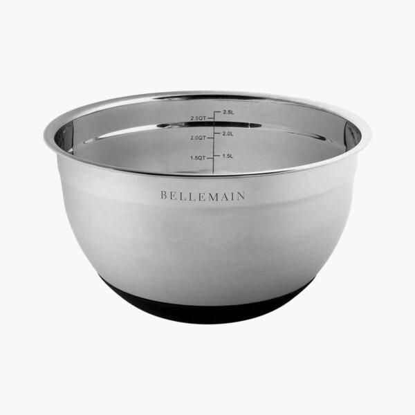 Bellemain Non-Slip Mixing Bowls 2.5Qt.