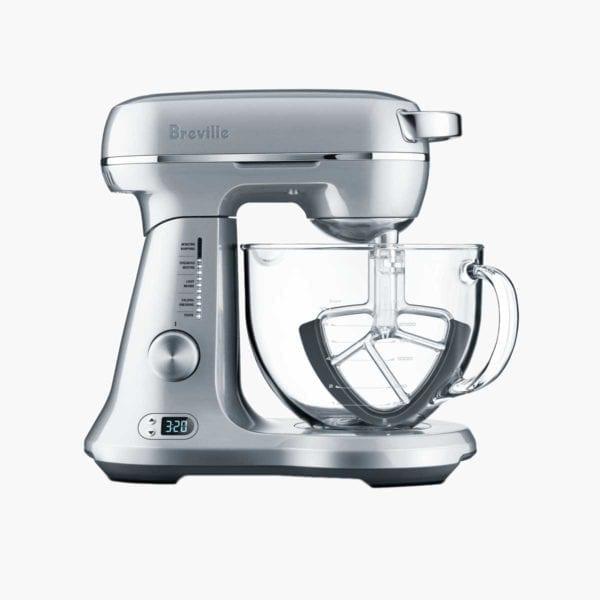 Stainless steel Breville Bakery Chef.