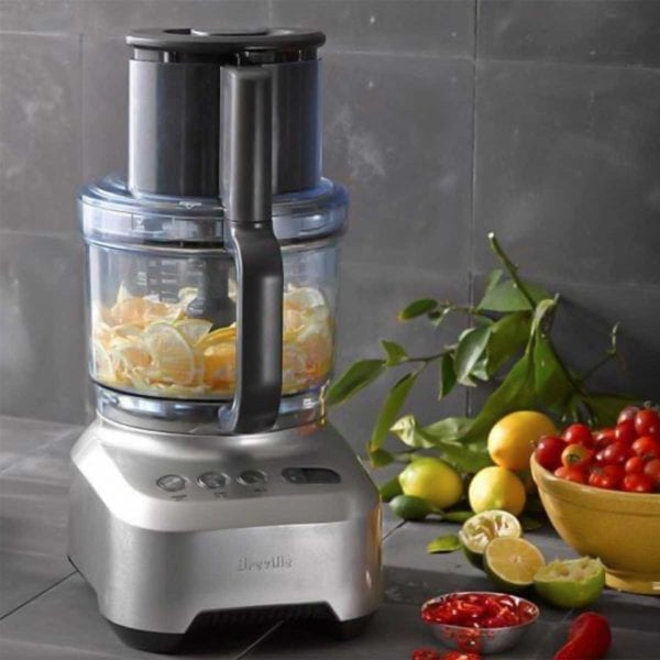 Breville Sous Chef Food Processor with food