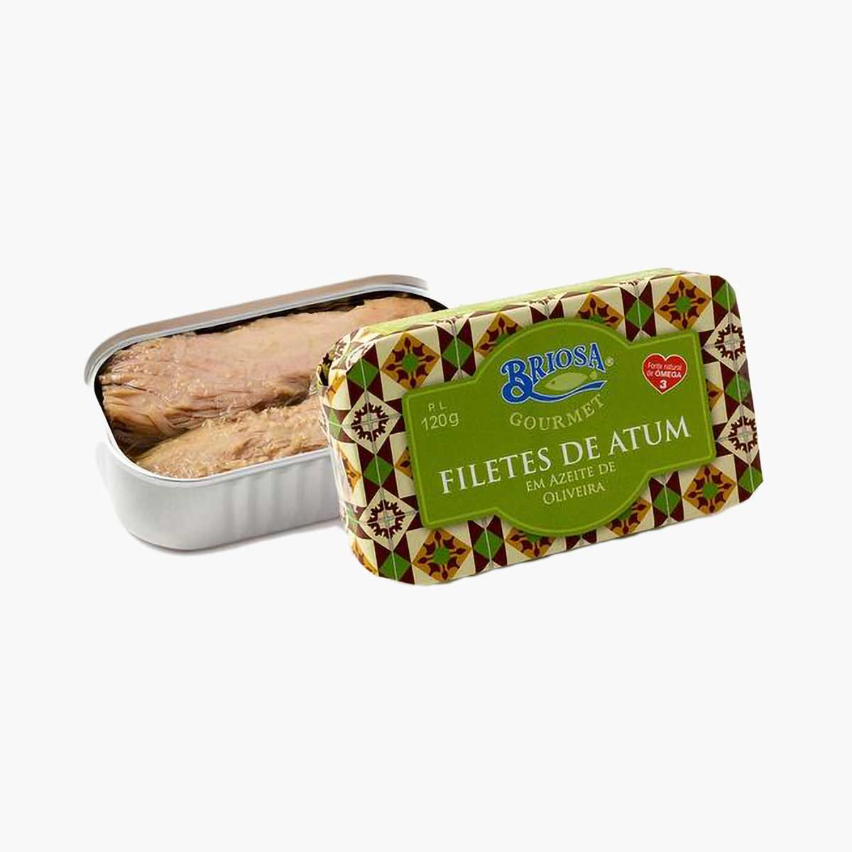 Briosa Gourmet Tuna Fillets in Olive Oil