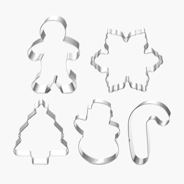 Christmas Cookie Cutter Set.