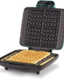 Dash No Mess Waffle Maker