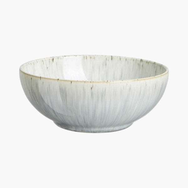 Denby Halo Coupe Bowl shown on white background.
