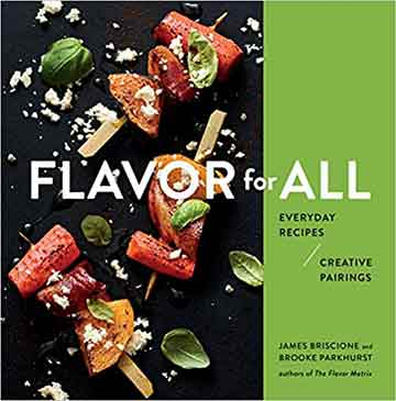Buy the Flavor for All cookbook