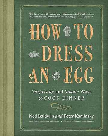 Buy the How to Dress an Egg cookbook
