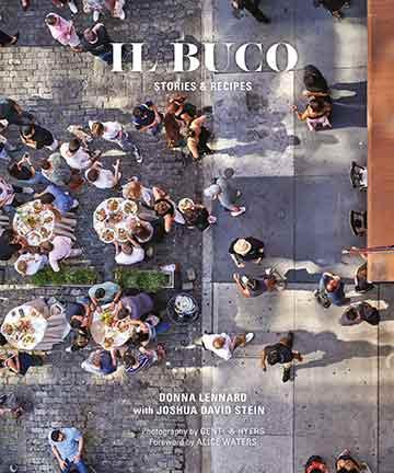 Buy the Il Buco cookbook