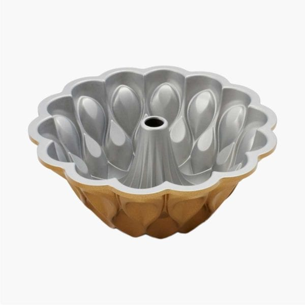 Nordic Ware 70th Anniversary Crown Bundt Pan Inside View