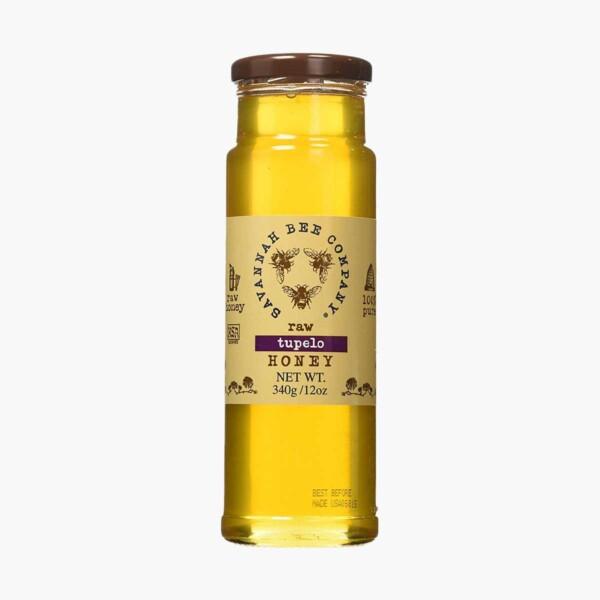 Raw Tupelo Honey Front