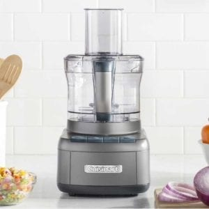Cuisinart Food Processor on counter