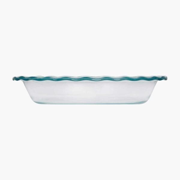 One Glass Pie Plate