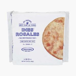 Inew Rosales Sweet Olive Oli Tortas package.