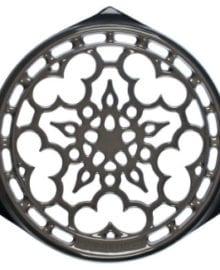 Le Creuset Cast Iron Round Trivet