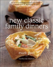 Buy the New Classic Family Dinners cookbook