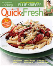 Quick & Fresh cookbook