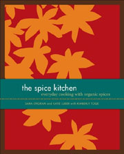 Buy the The Spice Kitchen cookbook