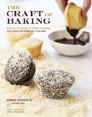 Buy the The Craft of Baking cookbook