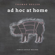 Buy the Ad Hoc at Home cookbook